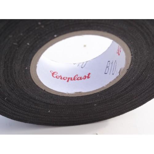 Изолента салонная Coroplast 8550 тканевая (Германия)