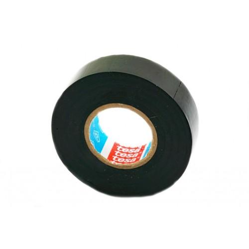 Изоляционная лента ПВХ tesa® Professional 53988 (Германия) чёрная